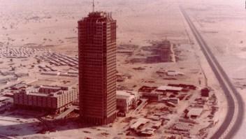 Los secretos del primer rascacielos de Dubai