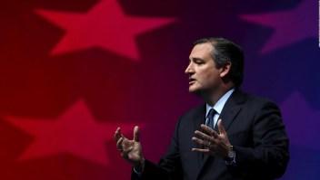 El senador Ted Cruz intenta mantener su silla en Senado de EE.UU.