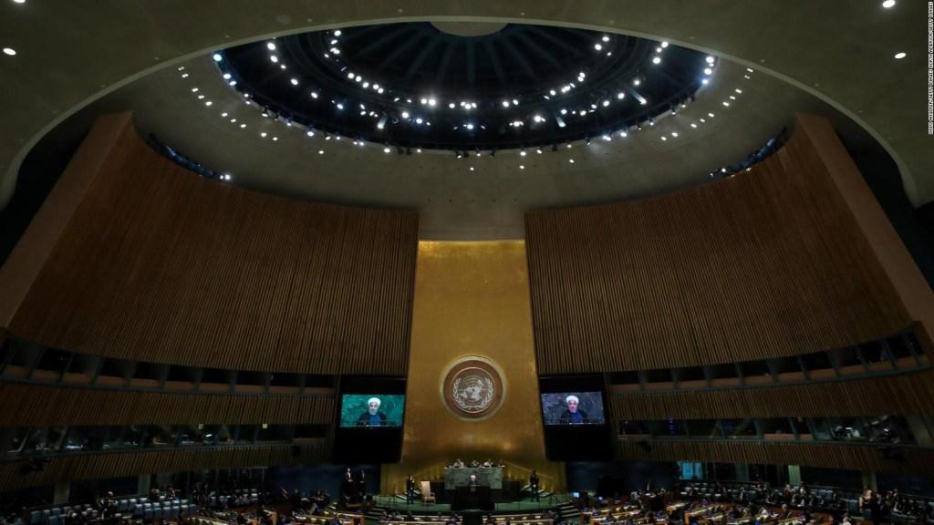 ¿De qué hablará Donald Trump en la ONU?