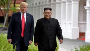 Trump anuncia nueva cumbre entre EE.UU. y Corea del Norte