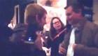 Manifestantes obligan a Ted Cruz a salir de un restaurante