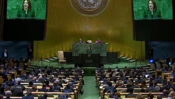 Piden por paz y seguridad en el mundo en Asamblea de la ONU
