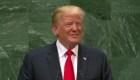 La frase de Trump que provocó risas en la ONU