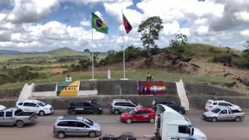 70.000 venezolanos buscan refugio en Brasil