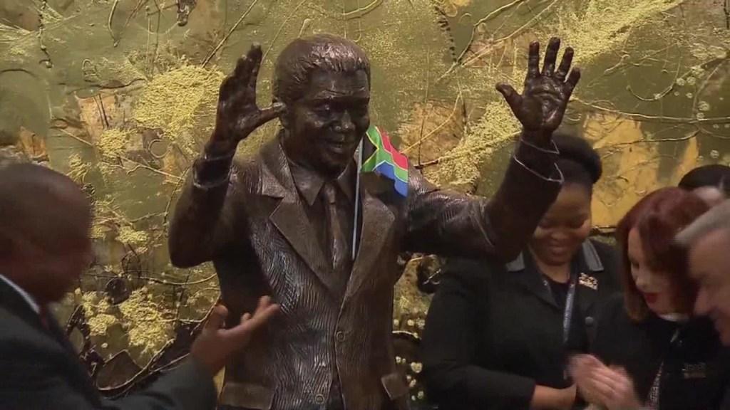 #ElDatoDeHoy: Nelson Mandela ya tiene su estatua en la ONU