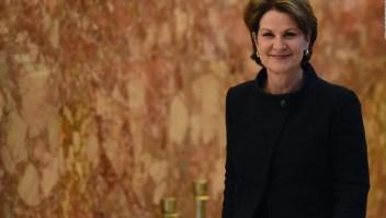 Marillyn Hewson, es la más poderosa de los negocios