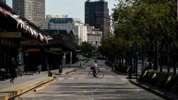 Así cambia Buenos Aires cuando hay un paro general