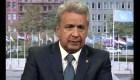 Lenín Moreno y la opción militar en Venezuela