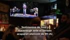 #MinutoCNN: Ford y Kavanaugh testifican ante el Senado de EE.UU.