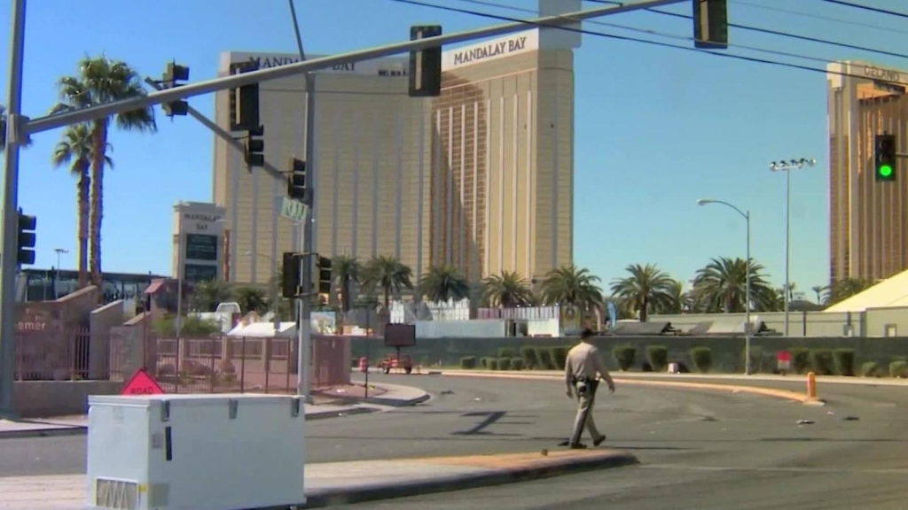 Sobreviviente del tiroteo en Las Vegas sigue reviviendo el terror