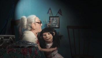 Alba Rodríguez, el huracán Maria no pudo arrancar sus raíces