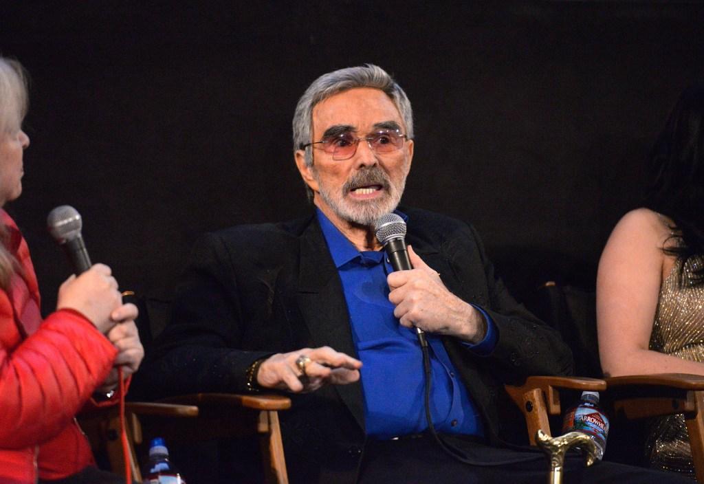 El actor Burt Reynolds en una imagen de marzo de 2018. (Crédito: Michael Tullberg/Getty Images)