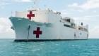 3.000 personas ayudadas por el Hospital Buque USNS Comfort de la Armada de Estados Unidos