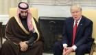 ¿Cómo es la relación de Trump con Arabia Saudita?