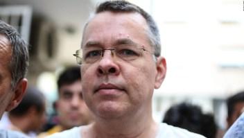Turquía libera al pastor estadounidense Andrew Brunson