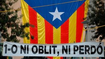 Independentistas catalanes se movilizan a un año del referendo