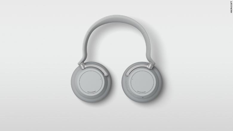 Los auriculares Surface son los primeros auriculares premium e inteligentes de Microsoft.