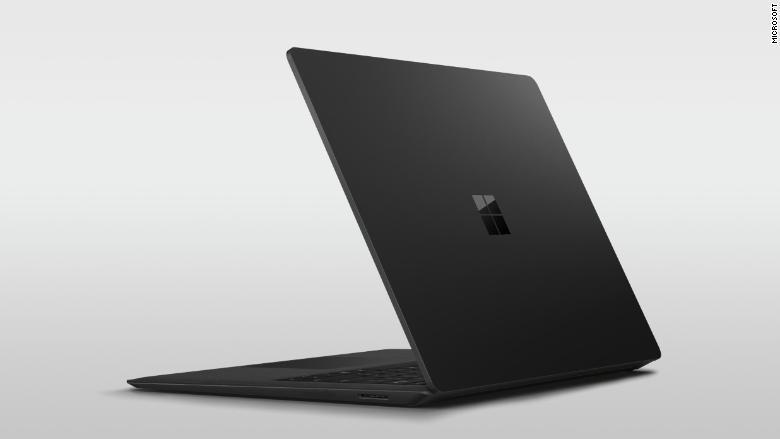 La Surface Laptop 2 tiene una escritura más rápida y silenciosa.