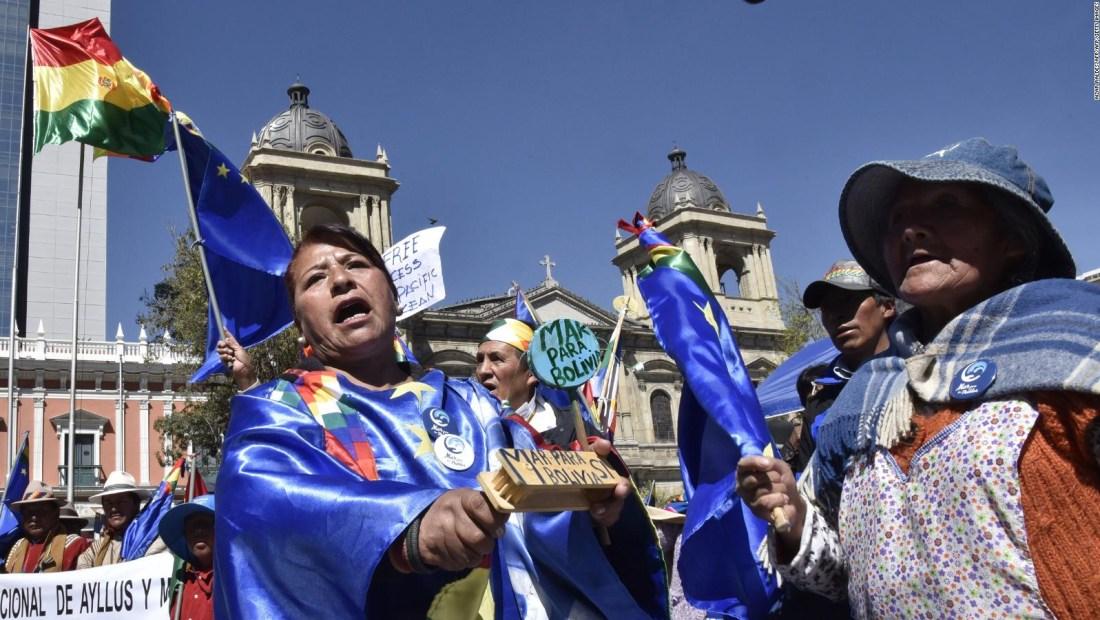 Rechazado: Bolivia sigue sin acceso al mar