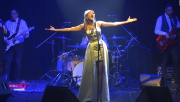 "Marger, la venezolana que canta con mucho ""soul"""