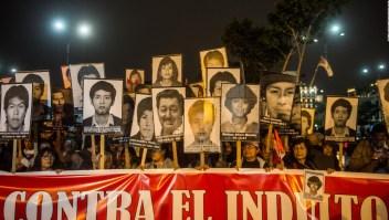 Juzgado de Perú anula indulto a Fujimori