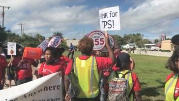 TPS: alivio para nicaragüenses y sudaneses
