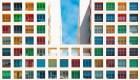 Los colores abundan en la arquitectura de Estambul