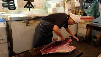 Cierra el mercado de pescado más grande del mundo