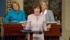 Susan Collins dice que votará a favor de confirmar a Kavanaugh