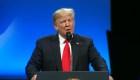 Trump dice que la base demócrata terminará siendo como Venezuela