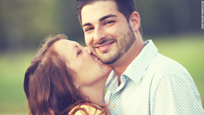 Erin Vertucci y Shane McGowan se casaron en junio.