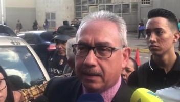 Abogado de Fernando Albán duda sobre su presunto suicidio