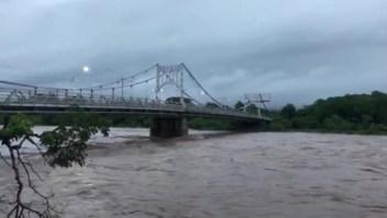 Muertos y afectados por lluvias en Honduras