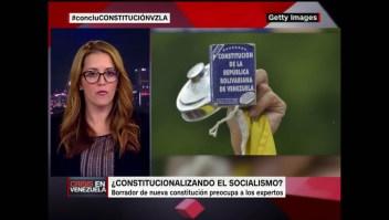 Venezuela, ¿nueva Constitución a la cubana?