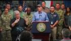 Gobernador de Florida: la tormenta (Michael) ya está aquí