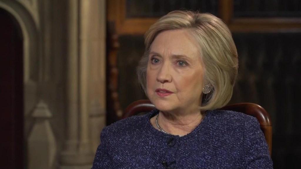 Clinton: Trump ha aislado, atacado y degradado a las mujeres
