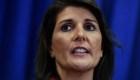 Sorpresiva renuncia de Nikki Haley en EE.UU.