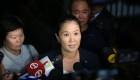 Detienen a Keiko Fujimori en Perú