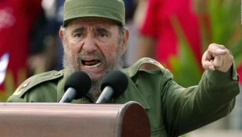 """Fidel Castro: Molina lo catalogó como """"psicópata, narcisista y sociópata"""""""