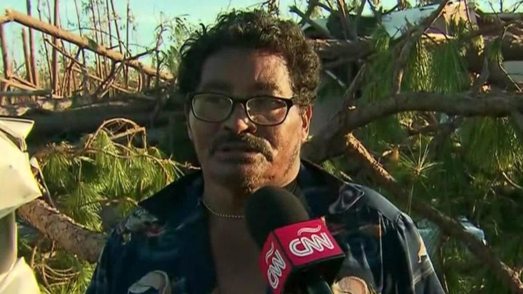"""La conmovedora historia de Carlos Escobar: """"Lo más triste de mi vida"""""""