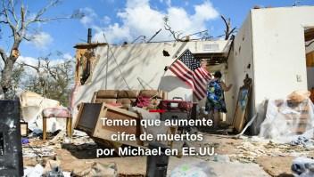 #MinutoCNN: El huracán Michael dejó escenas catastróficas en Florida
