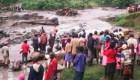 17 muertos tras deslizamientos de tierra en Uganda