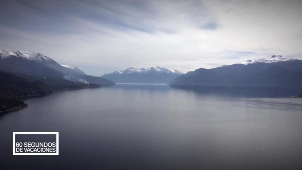 Un paraíso en la Patagonia argentina