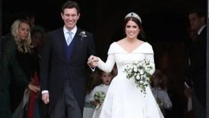 Segunda boda real del año: se casa la princesa Eugenia de York