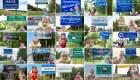 La aventura de una bebé que recorre los 50 estados de EE.UU.