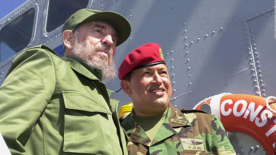 "Hilda Molina: ""Fidel preparó a Chávez"""