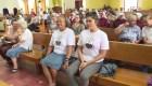 Feligreses nicaragüenses piden el fin de la violencia