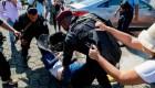 Detienen a decenas de manifestantes en Nicaragua