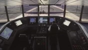 Rolls Royce quiere embarcaciones más seguras