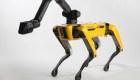 #EsViral: Este perro robótico puede bailar en serio